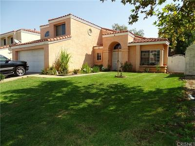 Palmdale Single Family Home For Sale: 37652 19th Street East