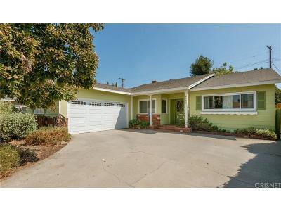 Northridge Single Family Home For Sale: 8552 Melvin Avenue