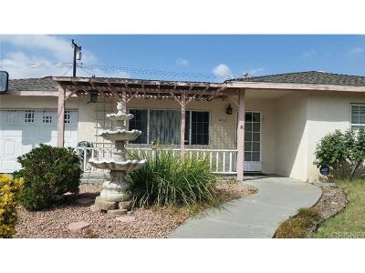 Simi Valley Single Family Home For Sale: 4261 Gertrude Street