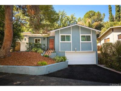 Woodland Hills Single Family Home For Sale: 5069 Tendilla Avenue