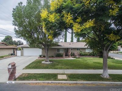 Simi Valley CA Single Family Home For Sale: $589,900