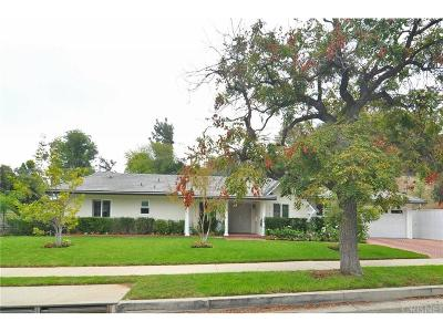 Woodland Hills Single Family Home For Sale: 4750 Larkwood Avenue