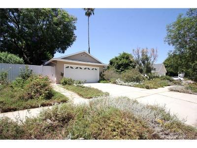 Woodland Hills Single Family Home For Sale: 6505 Lubao Avenue