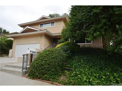 Woodland Hills Single Family Home For Sale: 22644 Cavalier Street