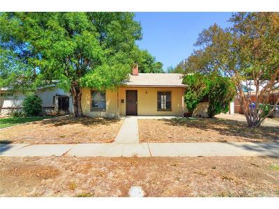Northridge Single Family Home For Sale: 17353 Willard Street