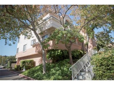 Canyon Country Condo/Townhouse For Sale: 18207 Flynn Drive #161