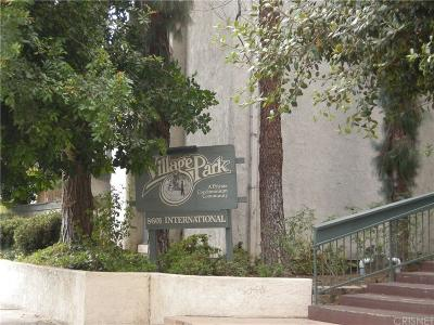 Canoga Park Condo/Townhouse For Sale: 8601 International #265