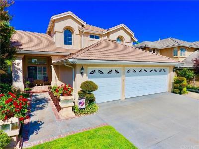 Stevenson Ranch Single Family Home For Sale: 25623 Frost Lane