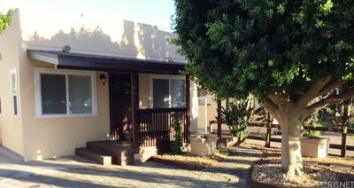 Glendale Single Family Home For Sale: 400 Concord Street