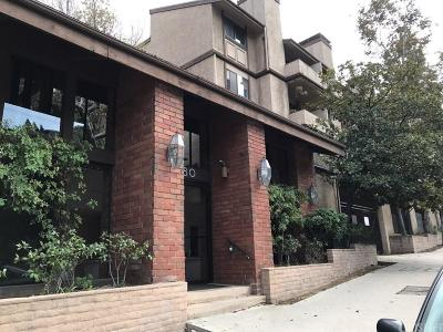 Los Angeles Condo/Townhouse For Sale: 3480 Barham Boulevard #118