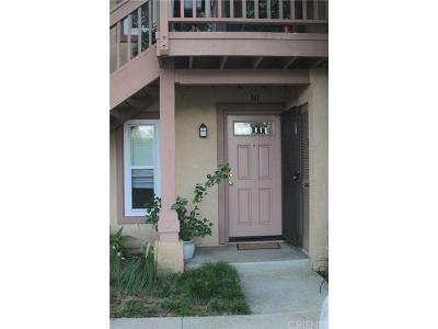 Canoga Park Condo/Townhouse For Sale: 7050 Shoup Avenue #161