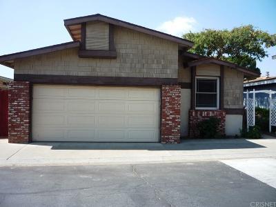Castaic Single Family Home For Sale: 31935 Cinnabar Lane