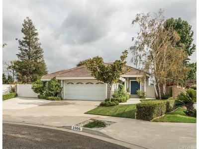 Simi Valley Single Family Home For Sale: 3306 Lathrop Avenue
