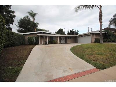 Woodland Hills Single Family Home For Sale: 4442 Leydon Avenue