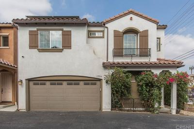 Los Angeles County Condo/Townhouse For Sale: 13266 Jacob Lane