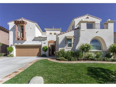 Valencia Single Family Home For Sale: 28154 Anvil Court