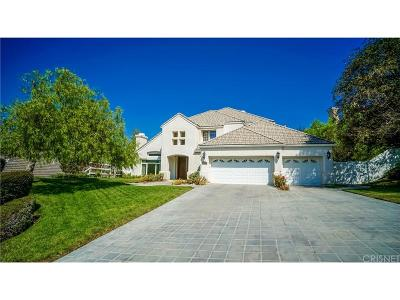 Canyon Country Single Family Home For Sale: 15435 Live Oak Springs Canyon Road