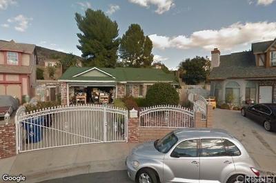 Lakeview Terrace Single Family Home For Sale: 11308 Goleta Street
