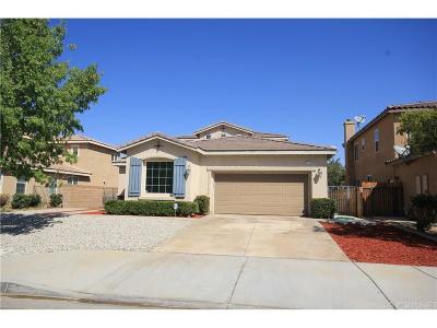 Lancaster Single Family Home For Sale: 6111 West Avenue K10