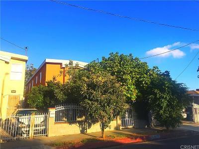 Los Angeles Single Family Home For Sale: 10352 Anzac Avenue
