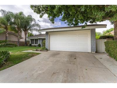 Valencia Single Family Home For Sale: 25547 Via Impreso
