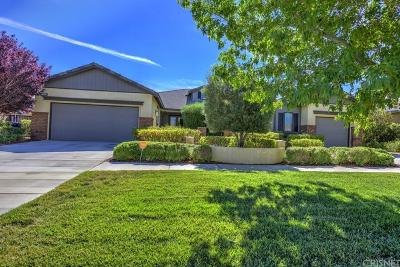 Lancaster Single Family Home For Sale: 42540 Yew Street