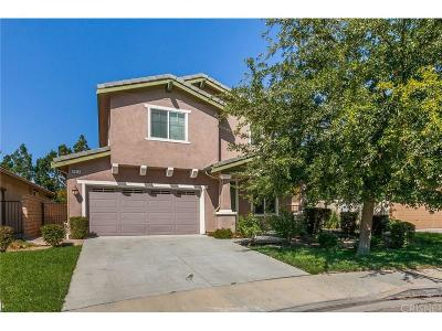 Simi Valley Single Family Home For Sale: 5813 Oak Fern Court