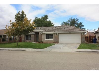 Palmdale Single Family Home For Sale: 37729 Portofino Way