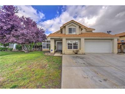Lancaster Single Family Home For Sale: 43751 Dana Drive