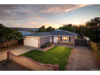 Quartz Hill CA Single Family Home For Sale: $289,990