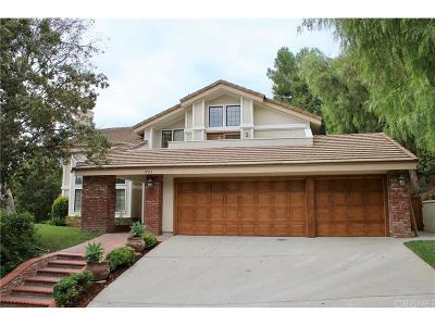 Thousand Oaks Single Family Home For Sale: 1723 Country Oaks Lane