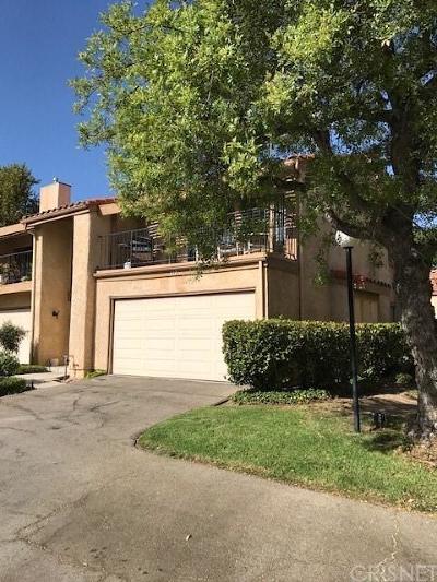 Northridge Condo/Townhouse For Sale: 11409 Tampa Avenue #117