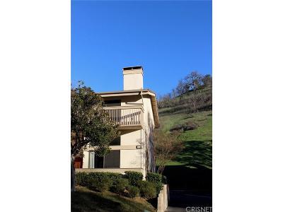 Calabasas Rental For Rent: 26016 Alizia Canyon Drive #D