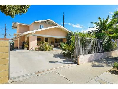 Los Angeles Single Family Home For Sale: 200 Robinson Street