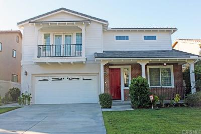 Canyon Country Single Family Home For Sale: 15930 Thompson Ranch Drive