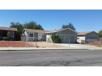 Lancaster Single Family Home For Sale: 43627 Pecos Court