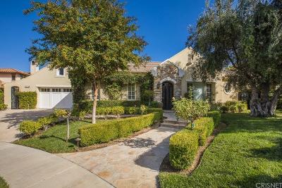 Single Family Home For Sale: 3870 Prado De La Mariposa