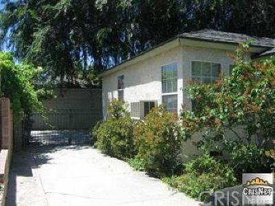 Tarzana Single Family Home For Sale: 19138 Erwin Street