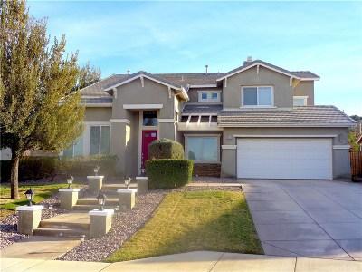 Lancaster Single Family Home For Sale: 6652 West Avenue L7