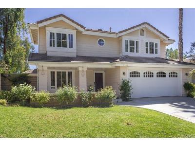 Valencia Single Family Home For Sale: 23410 Riversbridge Way