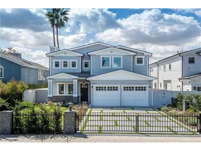 Valley Village Single Family Home For Sale: 12640 Addison Street