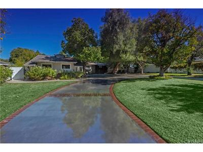 Woodland Hills Single Family Home For Sale: 20637 Wells Drive
