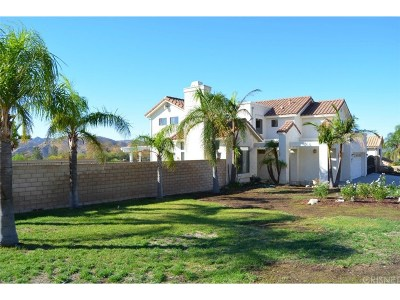 Simi Valley Single Family Home For Sale: 5590 Barnard Street