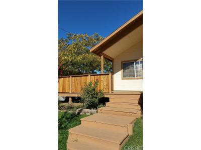 Lake Hughes Single Family Home For Sale: 43329 Lookabout Road