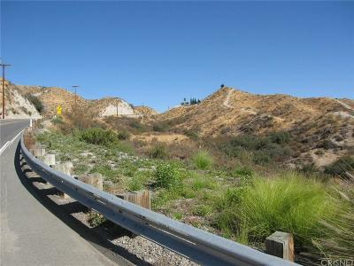 Canyon Country Residential Lots & Land For Sale: Sand Canyon Road