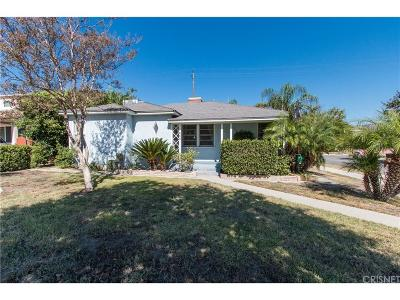 Burbank Single Family Home For Sale: 1803 West Chandler Boulevard