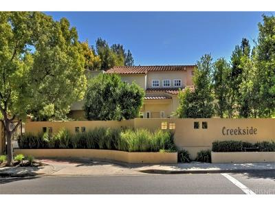 Calabasas Condo/Townhouse For Sale: 4397 Park Paloma