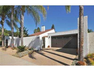 Westlake Village Single Family Home For Sale: 4512 Sevenoaks Court
