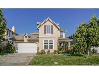 Valencia Single Family Home For Sale: 29271 Bernardo Way
