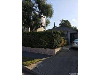 Valley Village Single Family Home For Sale: 5222 Whitsett Avenue